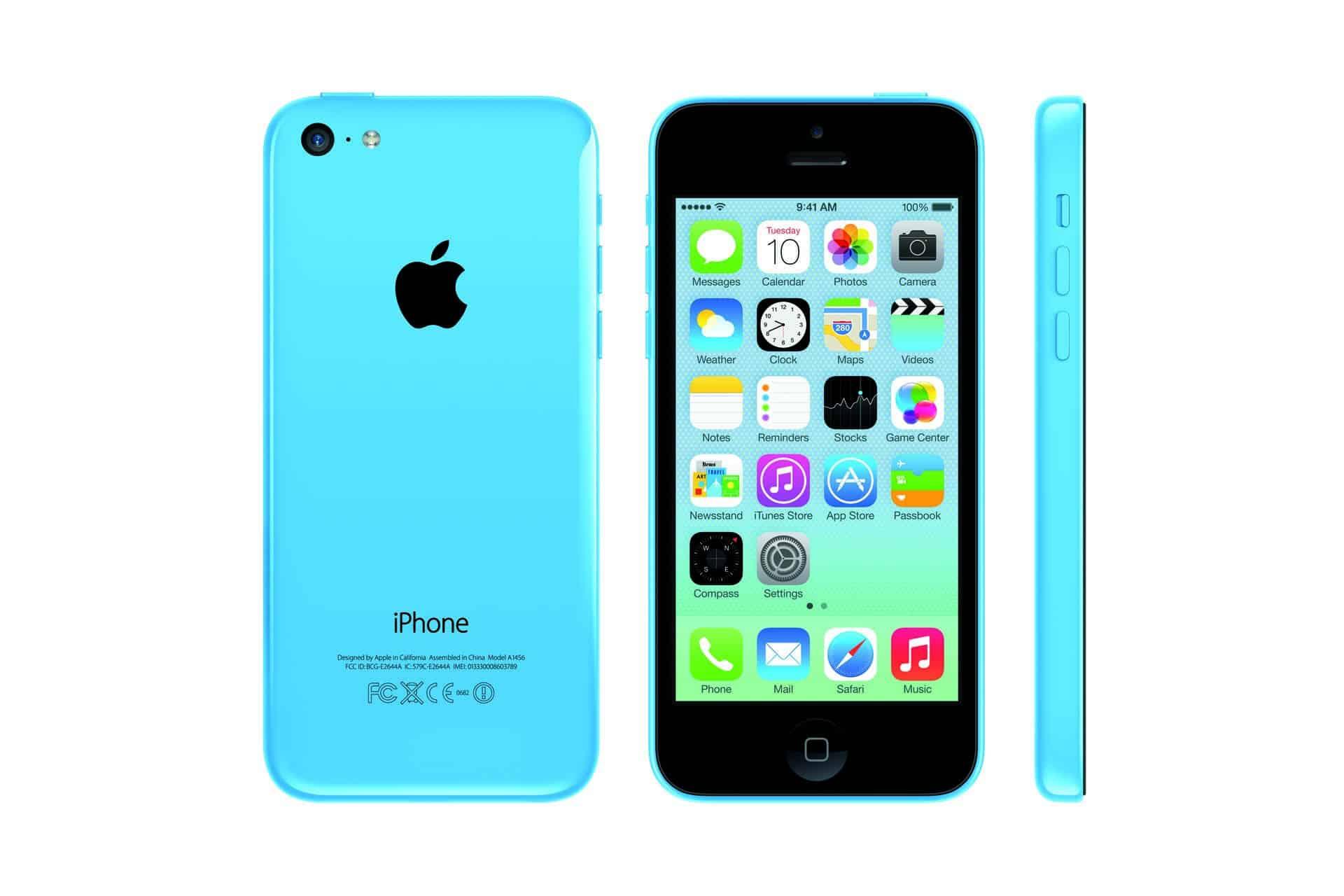 IPhone 5c azul vale a pena