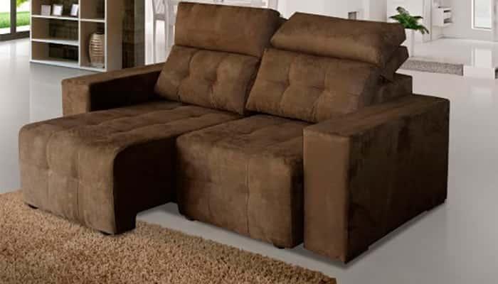 5 modelos de sof reclin vel que viraram tend ncia for Modelos de sofas clasicos