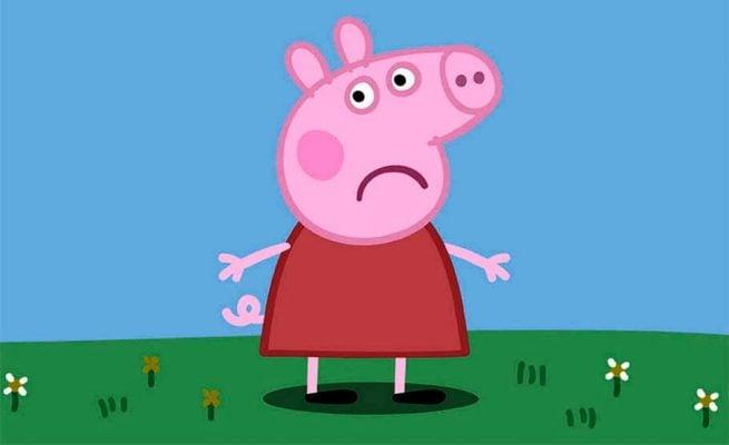 Apavore-se com a história por trás de Peppa Pig: Creepypasta