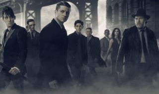 Série Gotham Na Netflix em maio de 2020