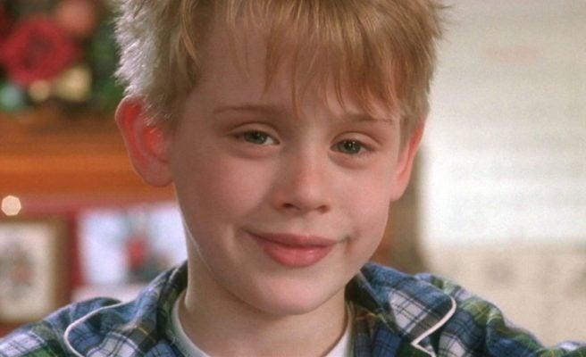 Resultado de imagem para Macaulay Culkin, o menino Kevin
