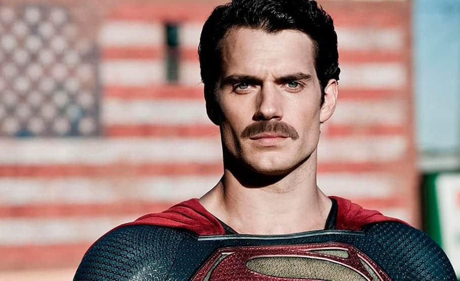 Bigode do Superman   Snyder Cut