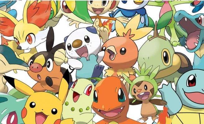 quantos pokémon existem
