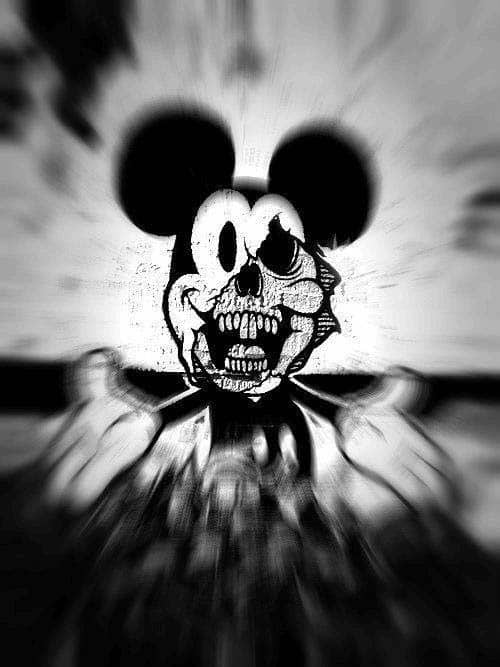 Míckey mouse dead creepypasta tricurioso