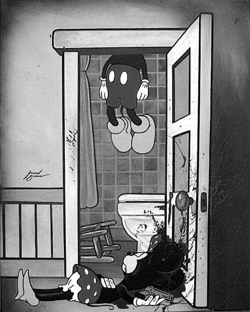 Suicidemouse creepypasta tricurioso mickey minnie mouse
