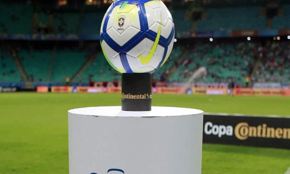 copa do brasil 2018 curiosidades tricurioso bola nike cbf - TriCurioso 2654311a7784d