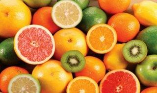 frutas-citricas kiwi laranja tricurioso