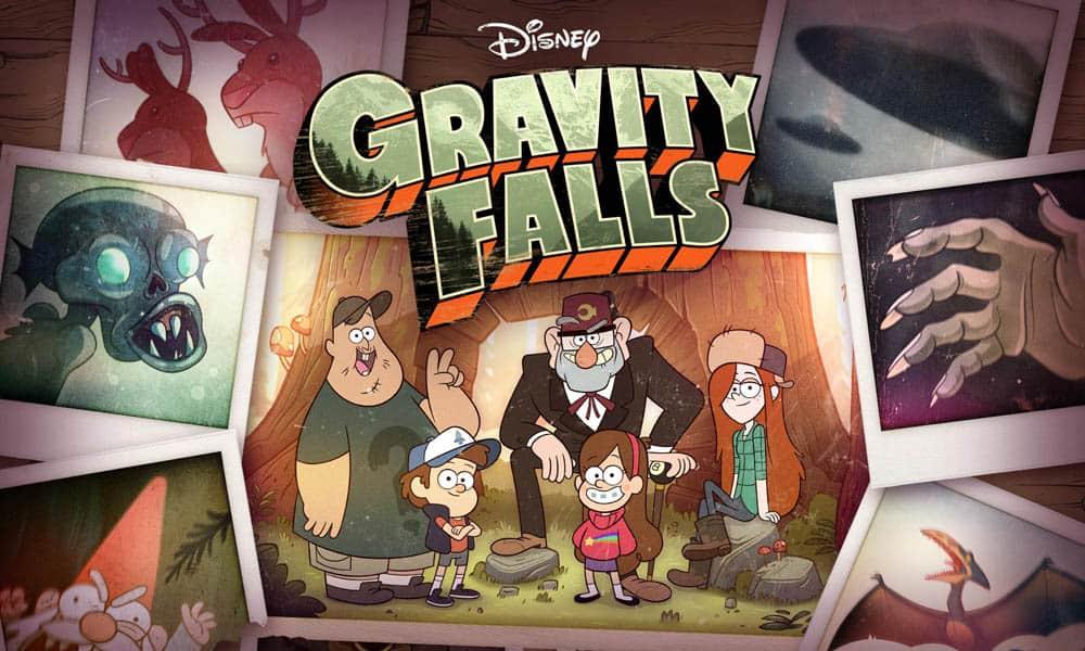 Gravity Falls: 10 Curiosidades