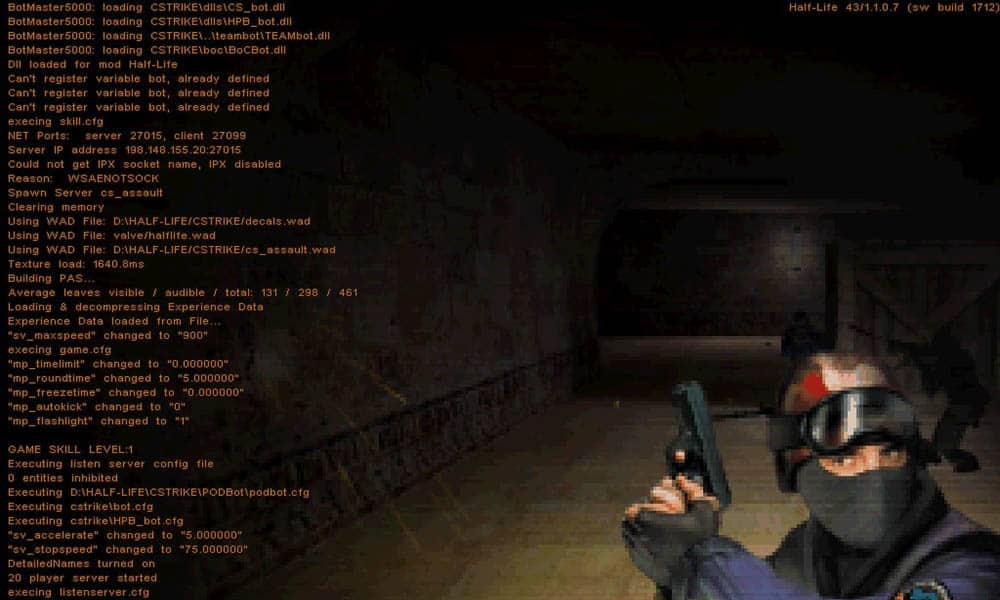 multiplayer primeiro da história counter strike tricurioso