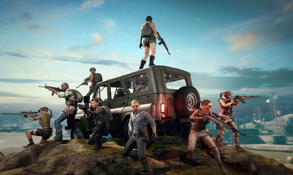multiplayer primeiro da história player unknowns battlegrounds tricurioso