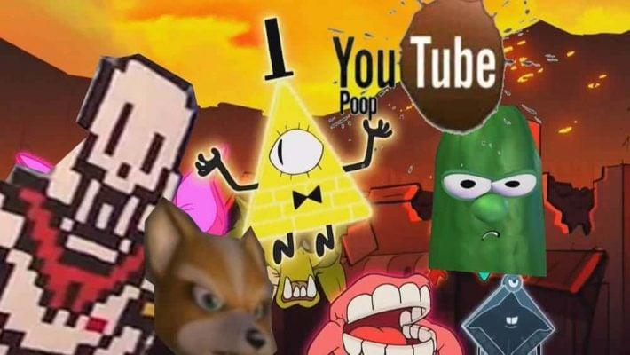 youtubepoop ytp tricurioso humor