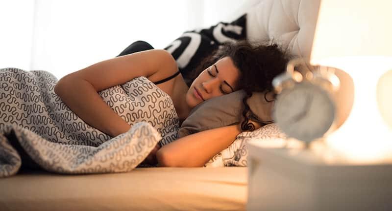 Dormir muito