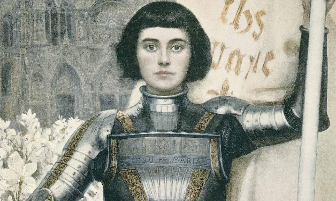 Quem foi Joana D'Arc?