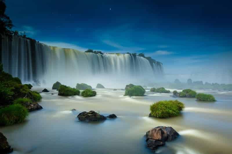 5 Lugares mais visitados do Brasil