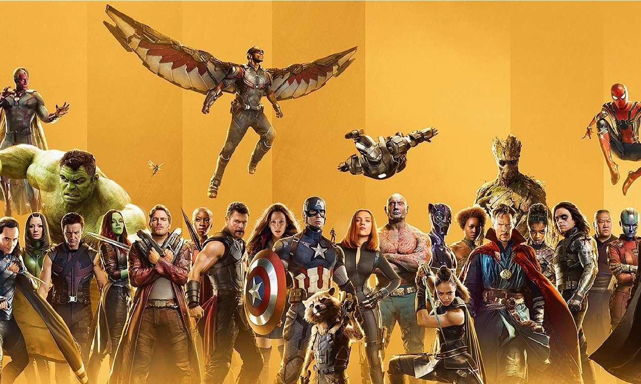 Telecine promove maratona com filmes da Marvel