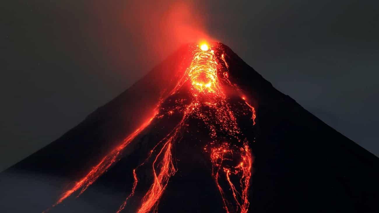 Entenda como surgem os vulcões