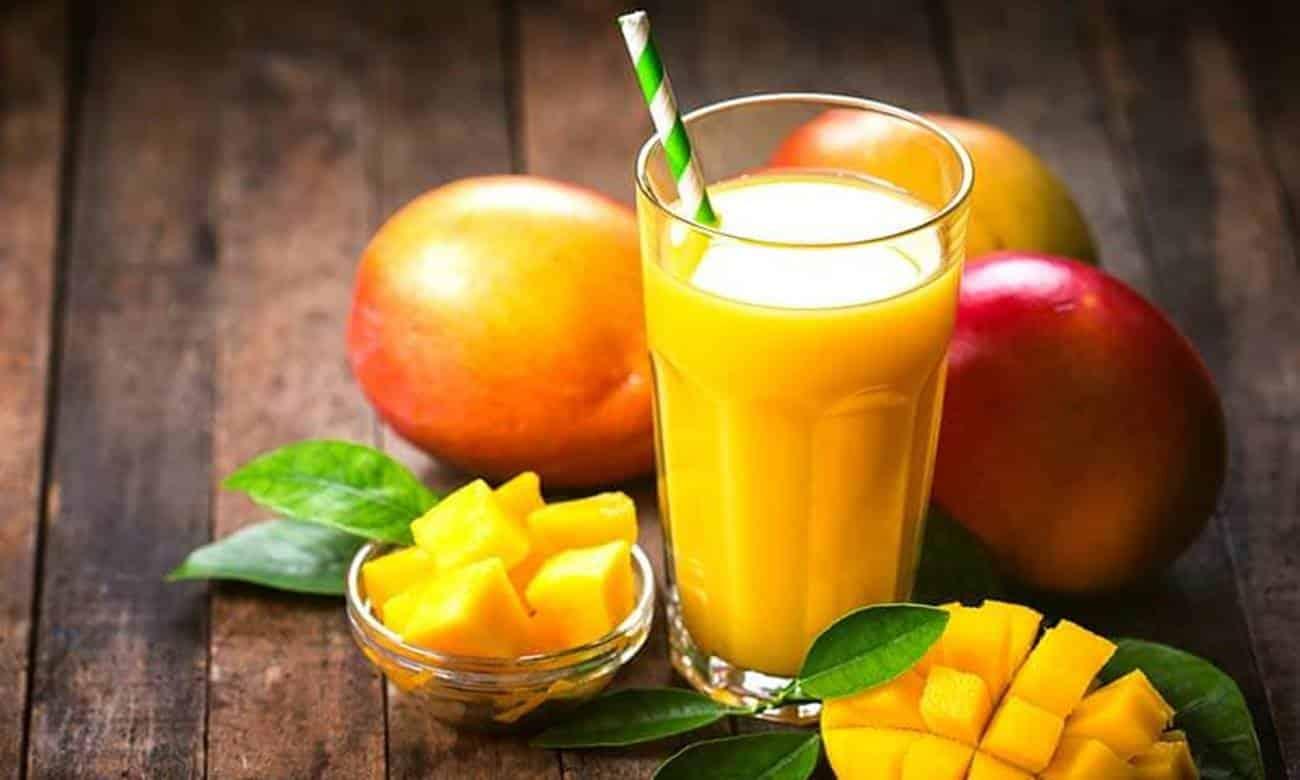 Quais são os benefícios do suco de manga para a saúde?