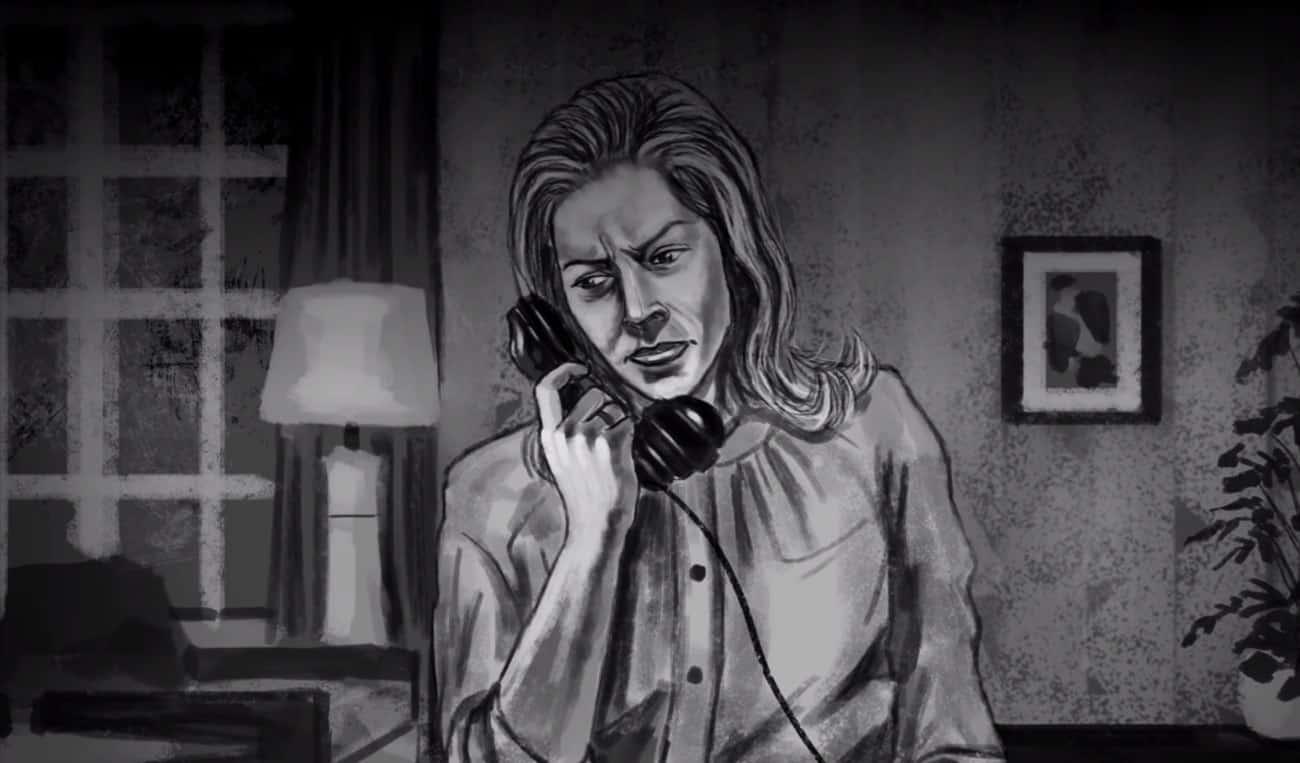 O misterioso caso de Cindy James
