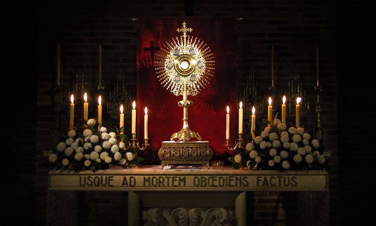 Como surgiu o feriado de Corpus Christi?