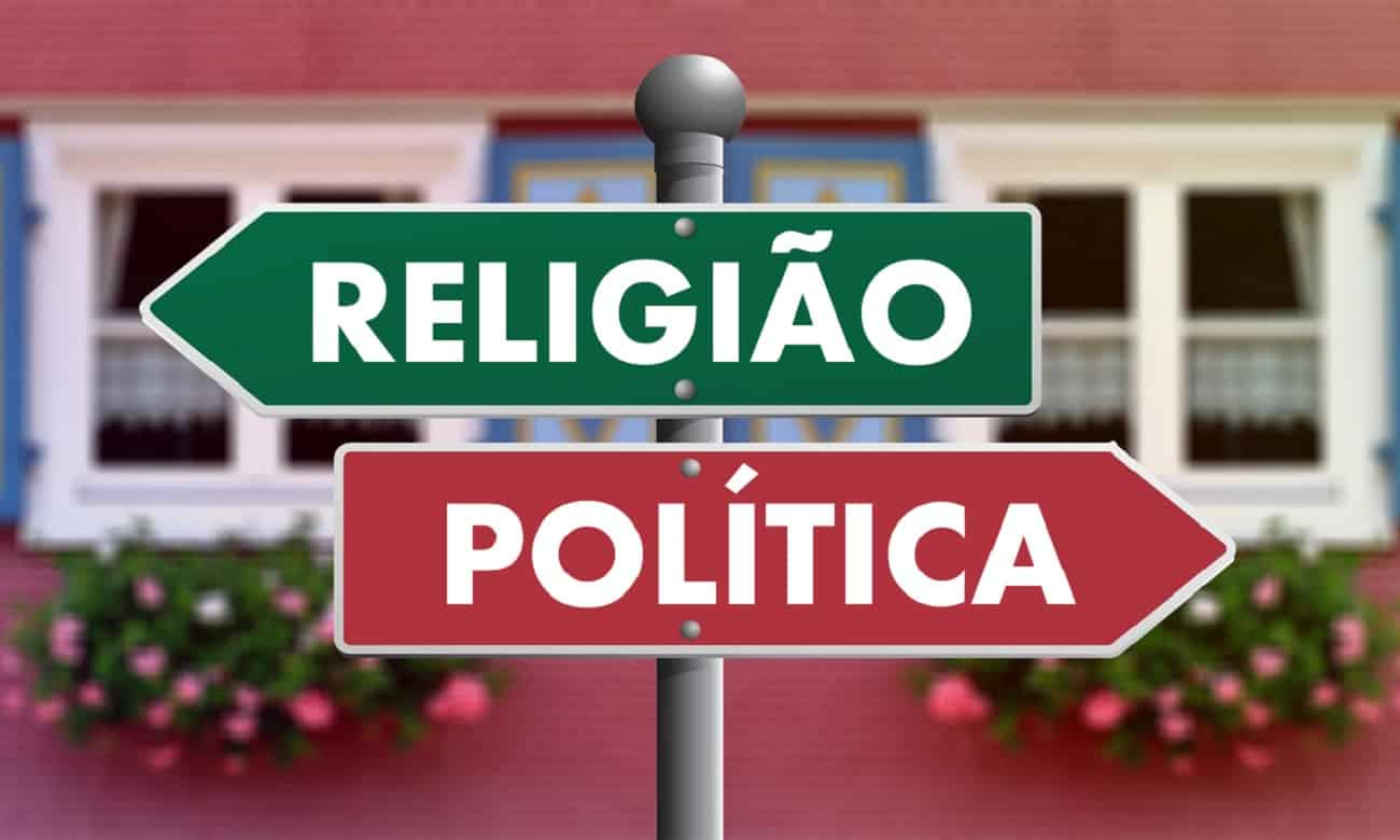 Porque o Brasil é um estado laico?