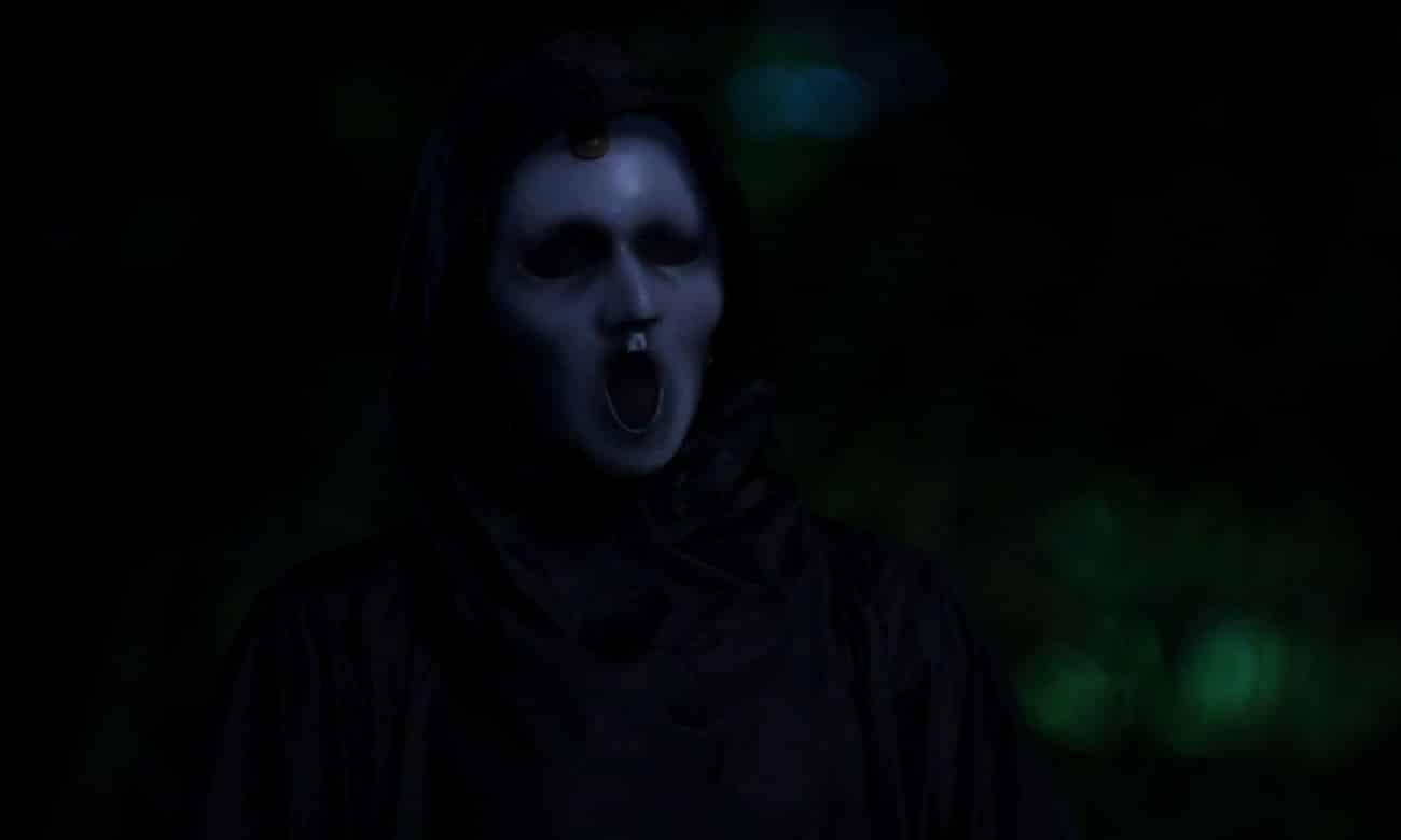 O que aconteceu com Scream?