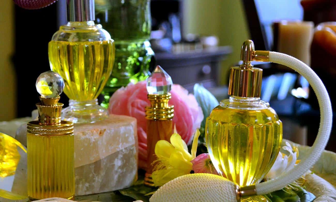 Qual a diferença entre perfume e colônia?