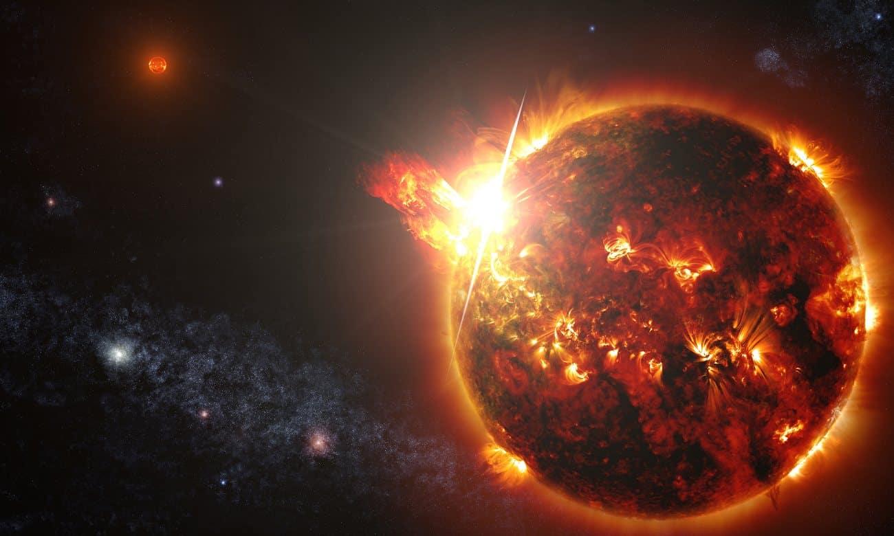 O que aconteceria se o sol desaparecesse?