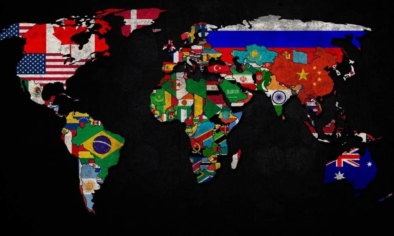 5 Países que deixaram de existir