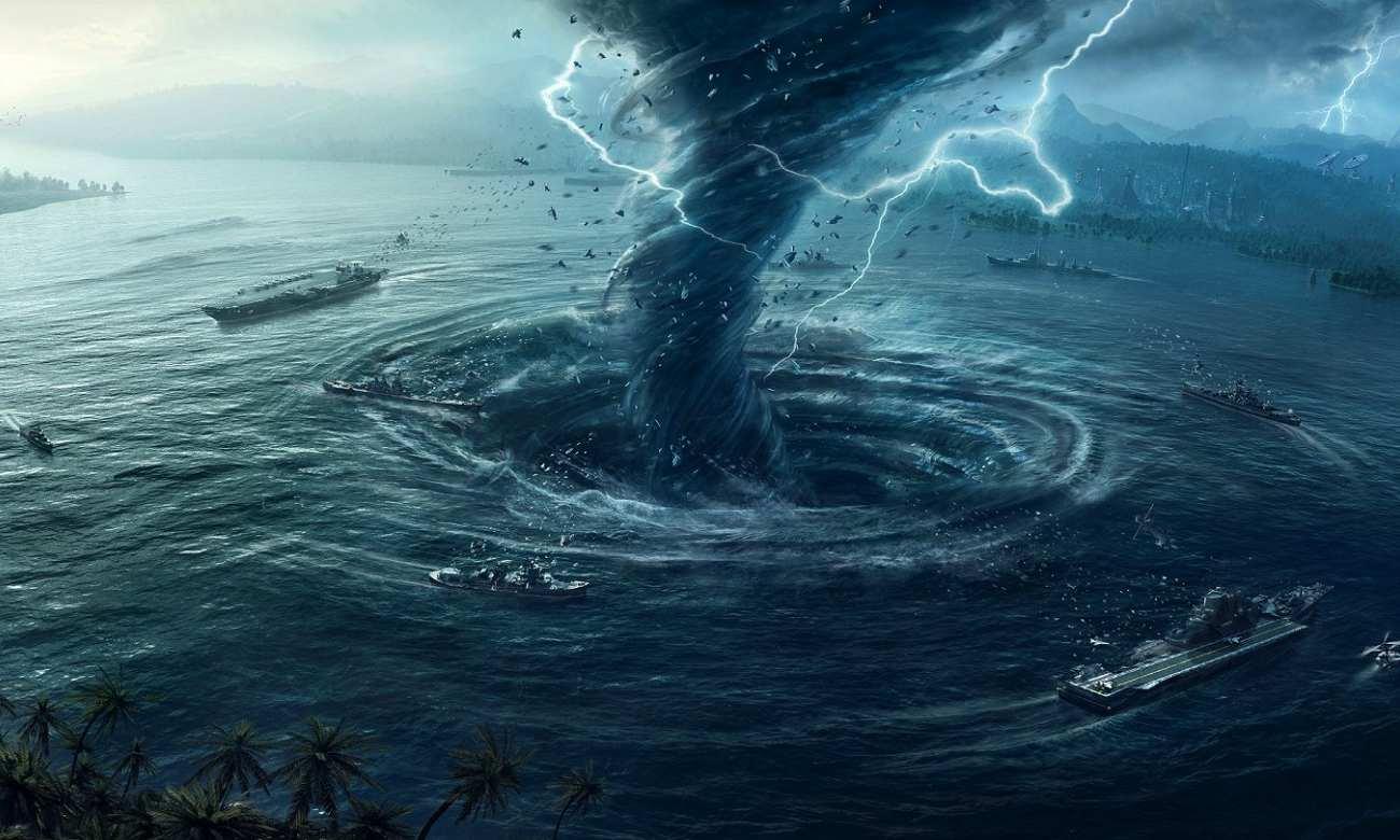 Qual a diferença entre furacão e tornado?