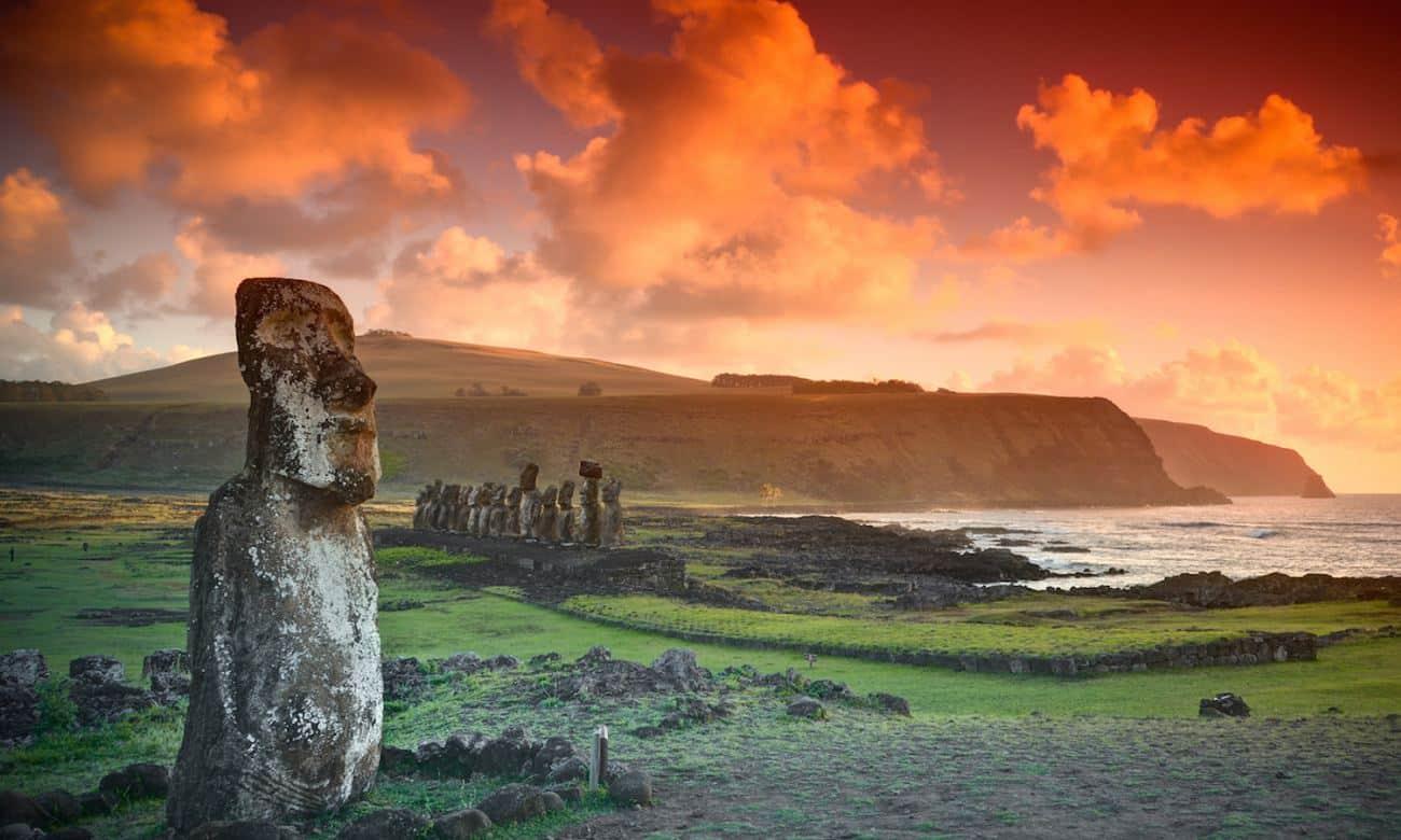 Você sabia que o Chile quase vendeu a Ilha de Páscoa?