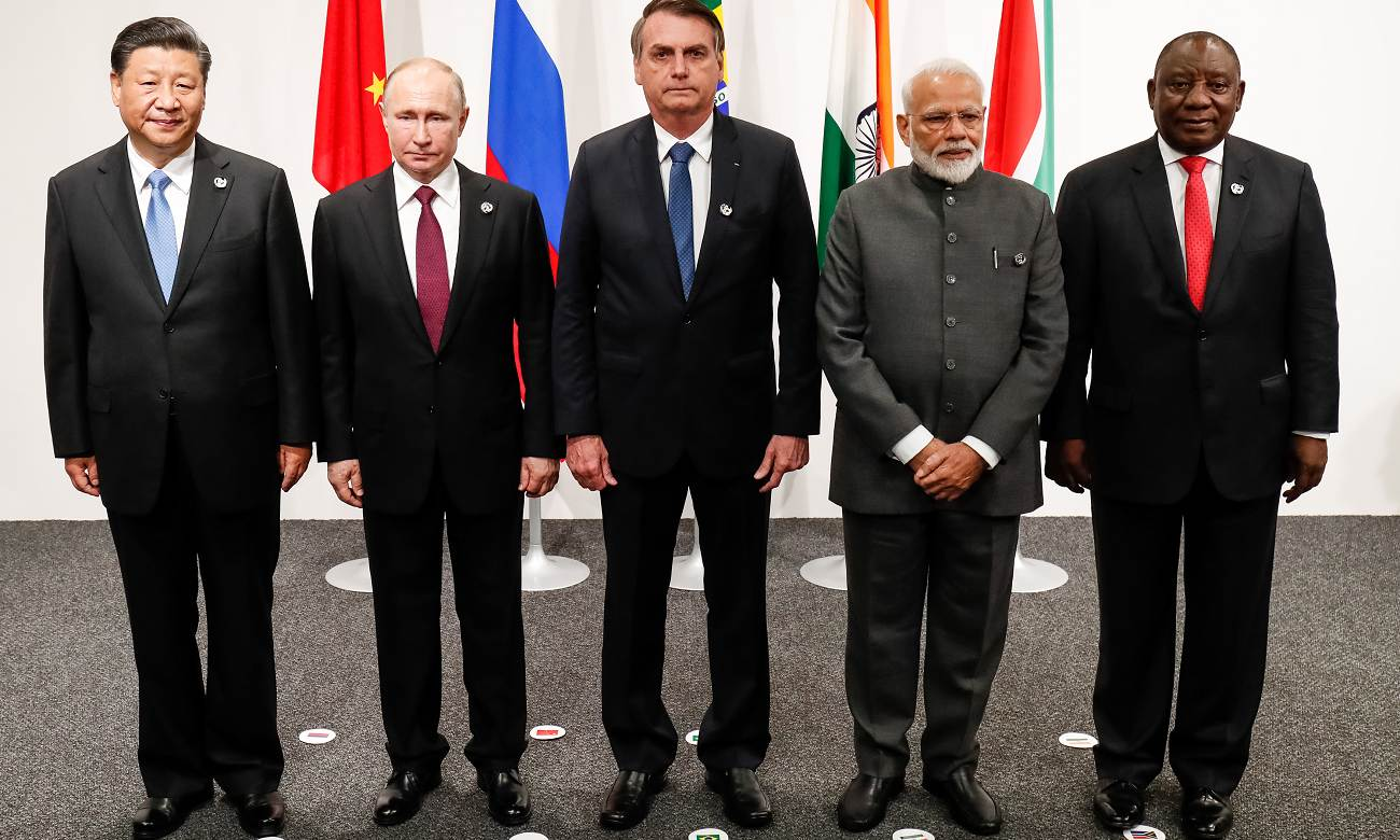 Entenda tudo sobre a BRICS