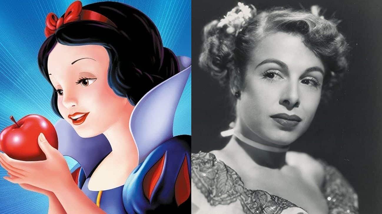 Personagens da Disney que foram inspirados em pessoas reais