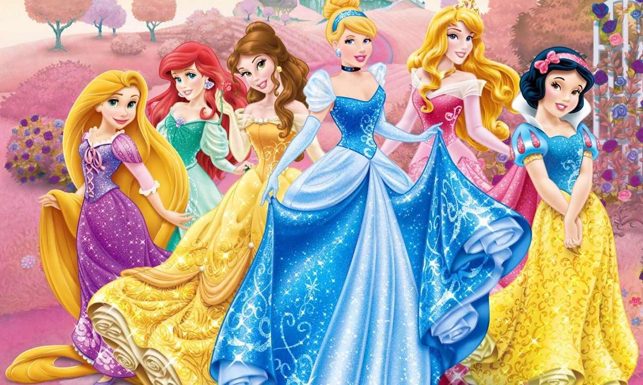 Qual a idade das Princesas da Disney?