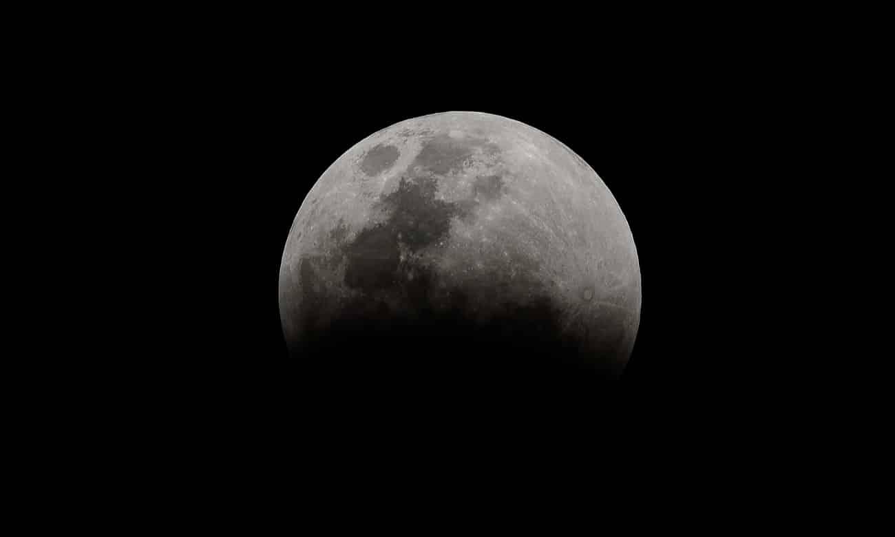 O que aconteceria se a lua desaparecesse?