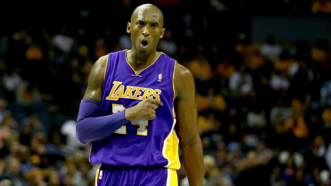 Relembre a trajetória de Kobe Bryant