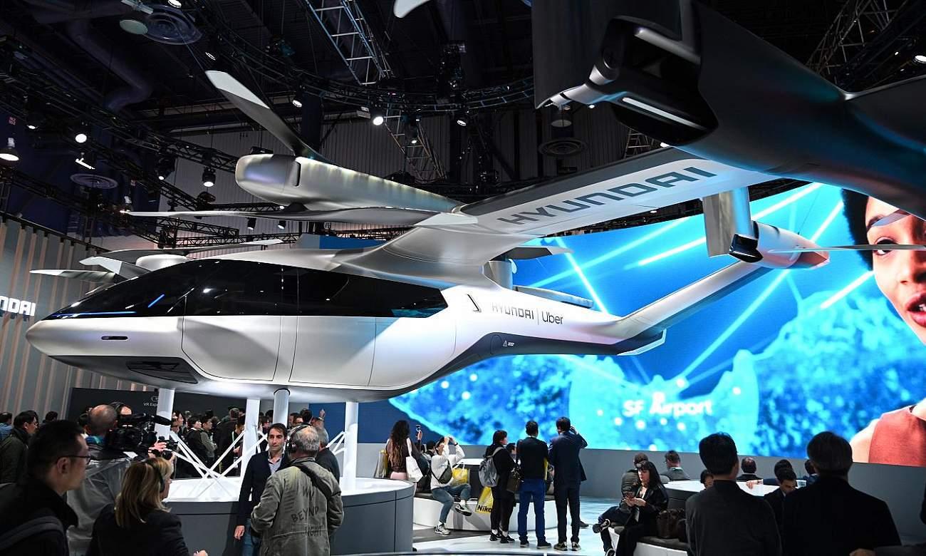 Uber e Hyundai anunciam parceria para fabricar carro voador