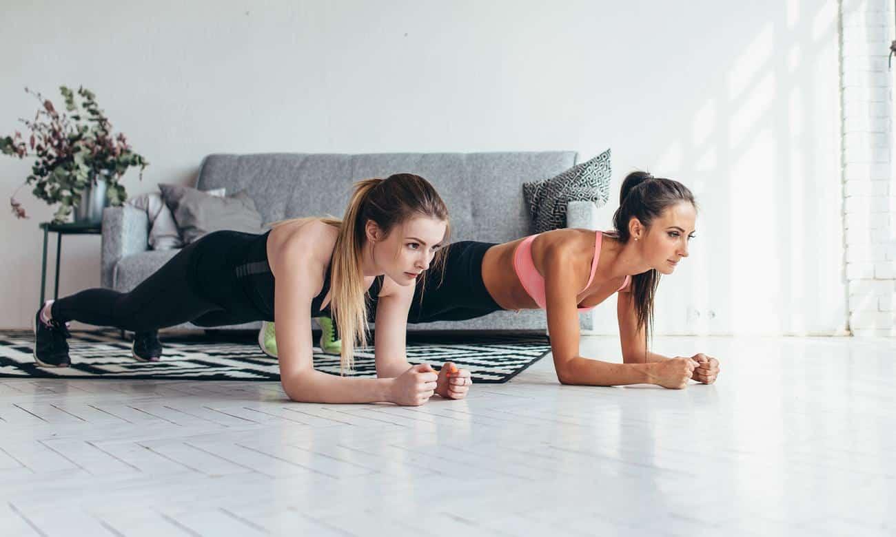 Aplicativos para fazer exercícios em casa durante a quarentena