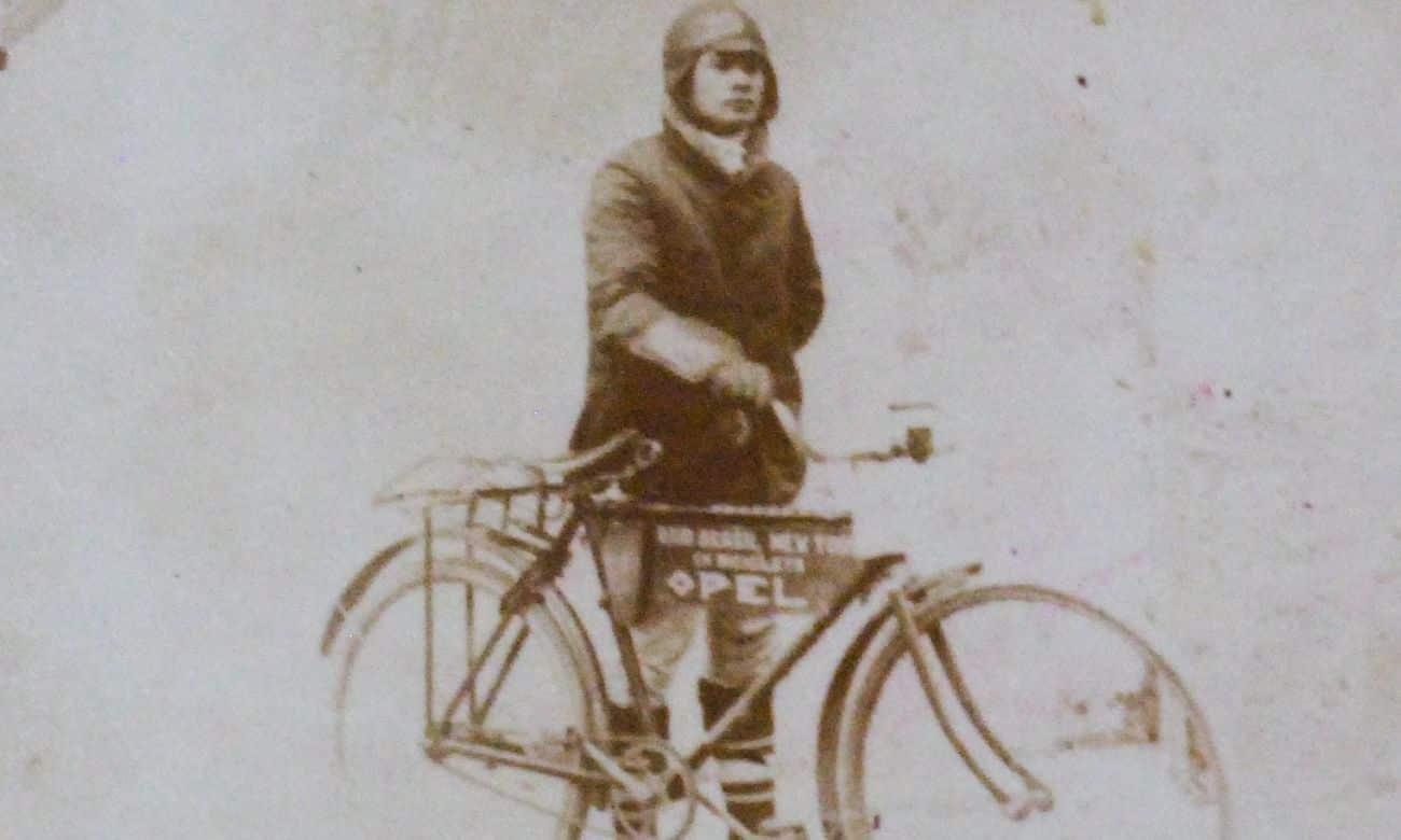 Conheça a incrível história do jovem que foi de Salvador até Nova York de bicicleta