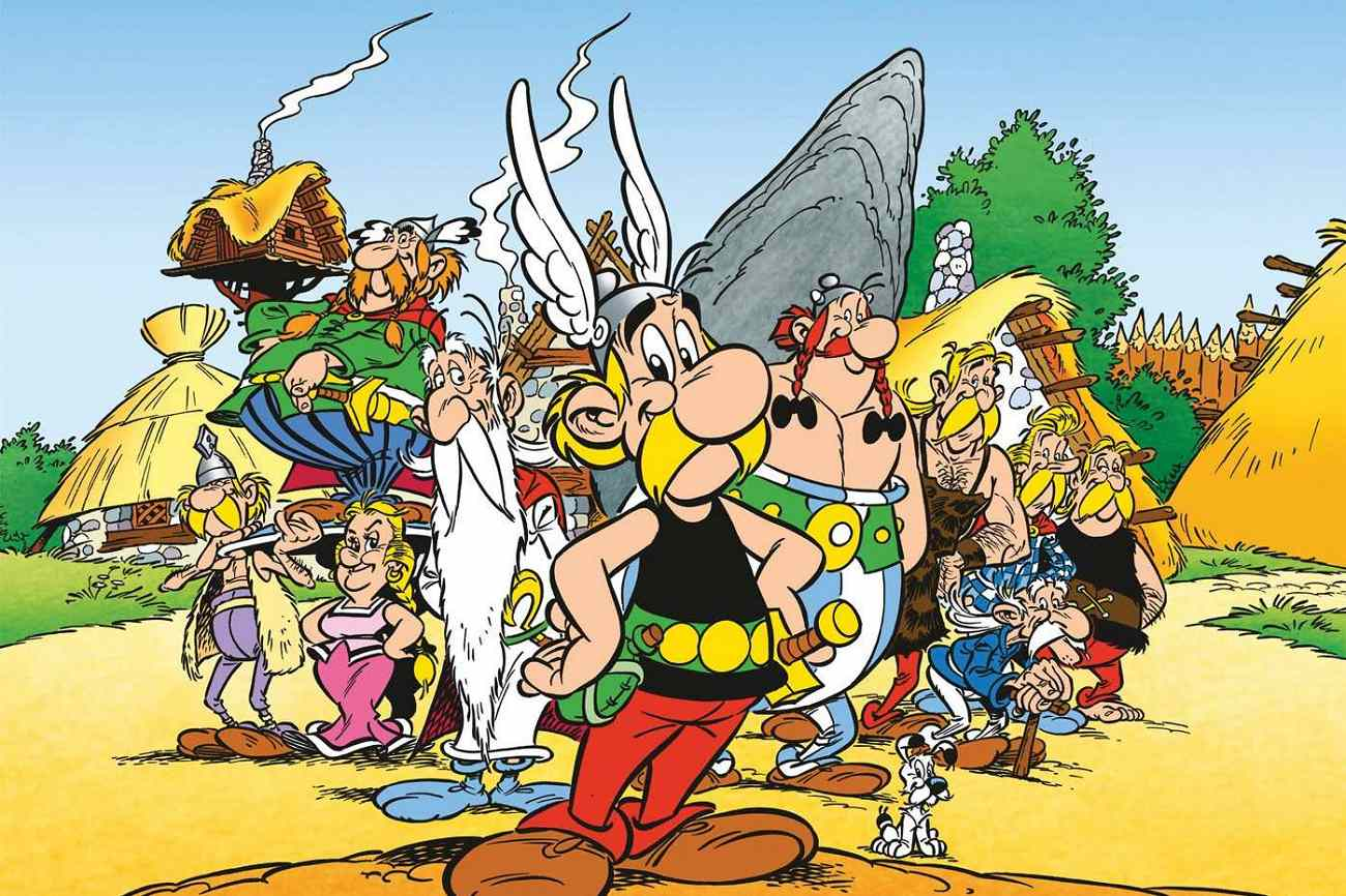 Morre Albert Uderzo, criador do Asterix e Obelix