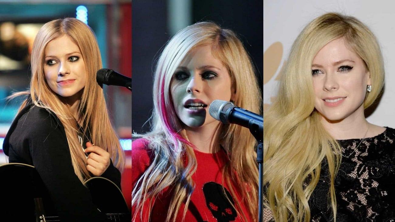 Avril Lavigne   Teorias da Conspiração
