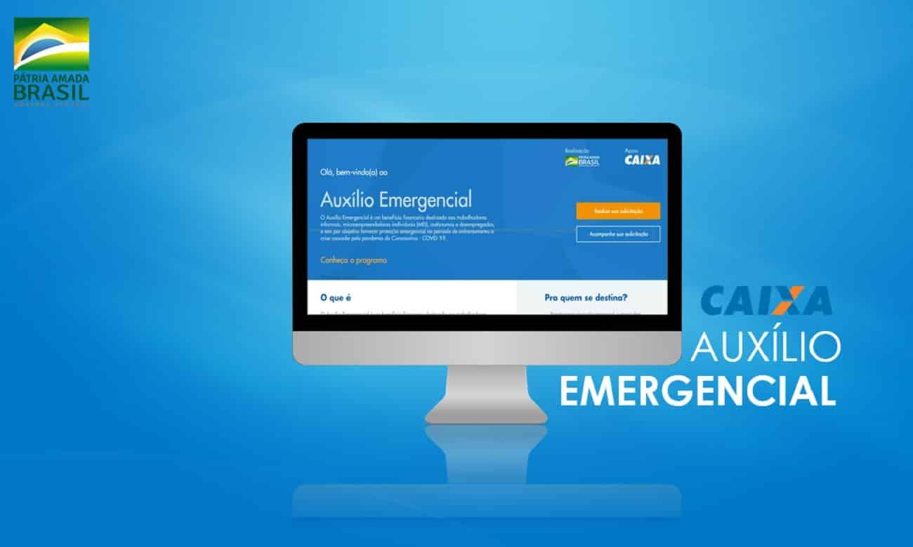Coronavoucher: Caixa libera site e aplicativo para cadastro no auxílio de R$ 600,00