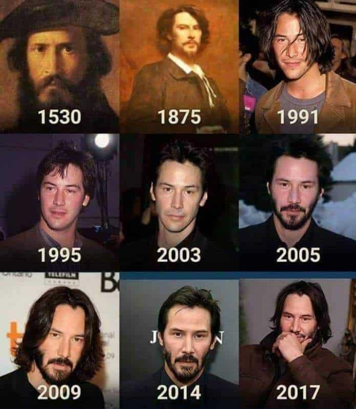 Teorias da Conspiração   Keanu Reeves