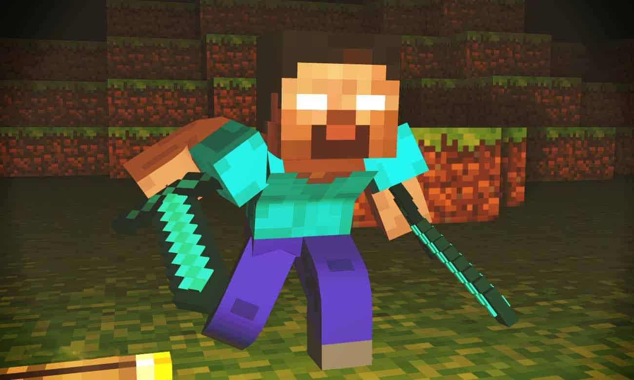 Herobrine: A lenda que assombra o Minecraft! - TriCurioso