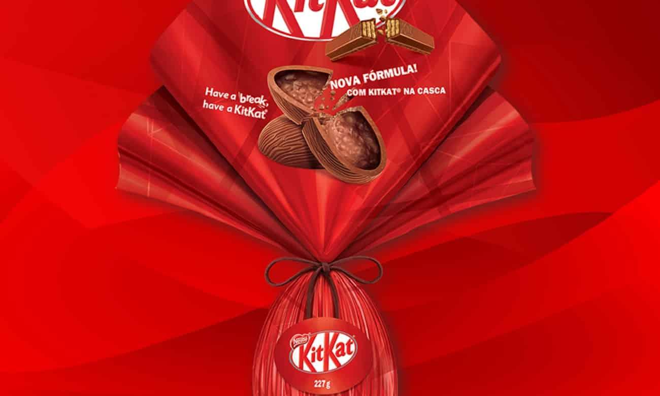 Ovo de Páscoa Kit Kat: Vale a pena comprar?