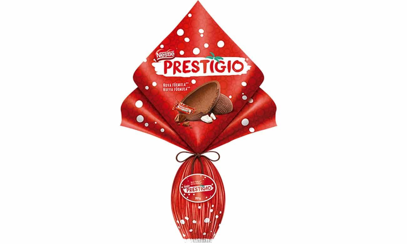 Ovo de Páscoa Nestlé Prestígio: Vale a pena comprar?