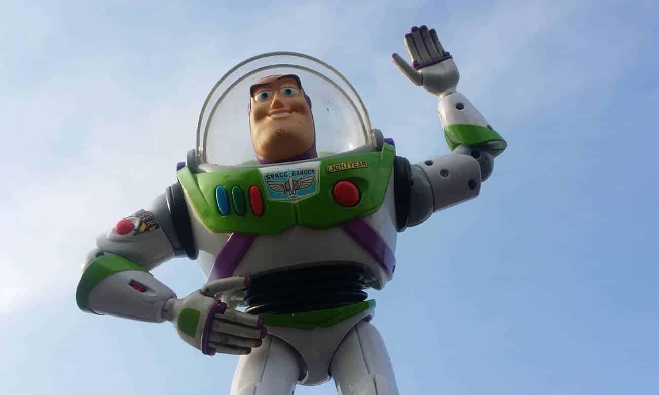 Boneco do Buzz Lightyear