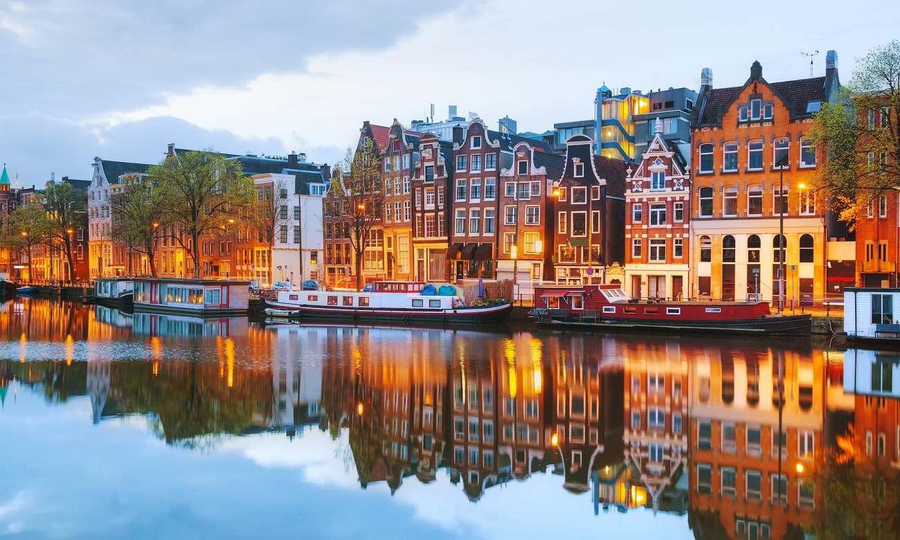 O que são Países Baixos?