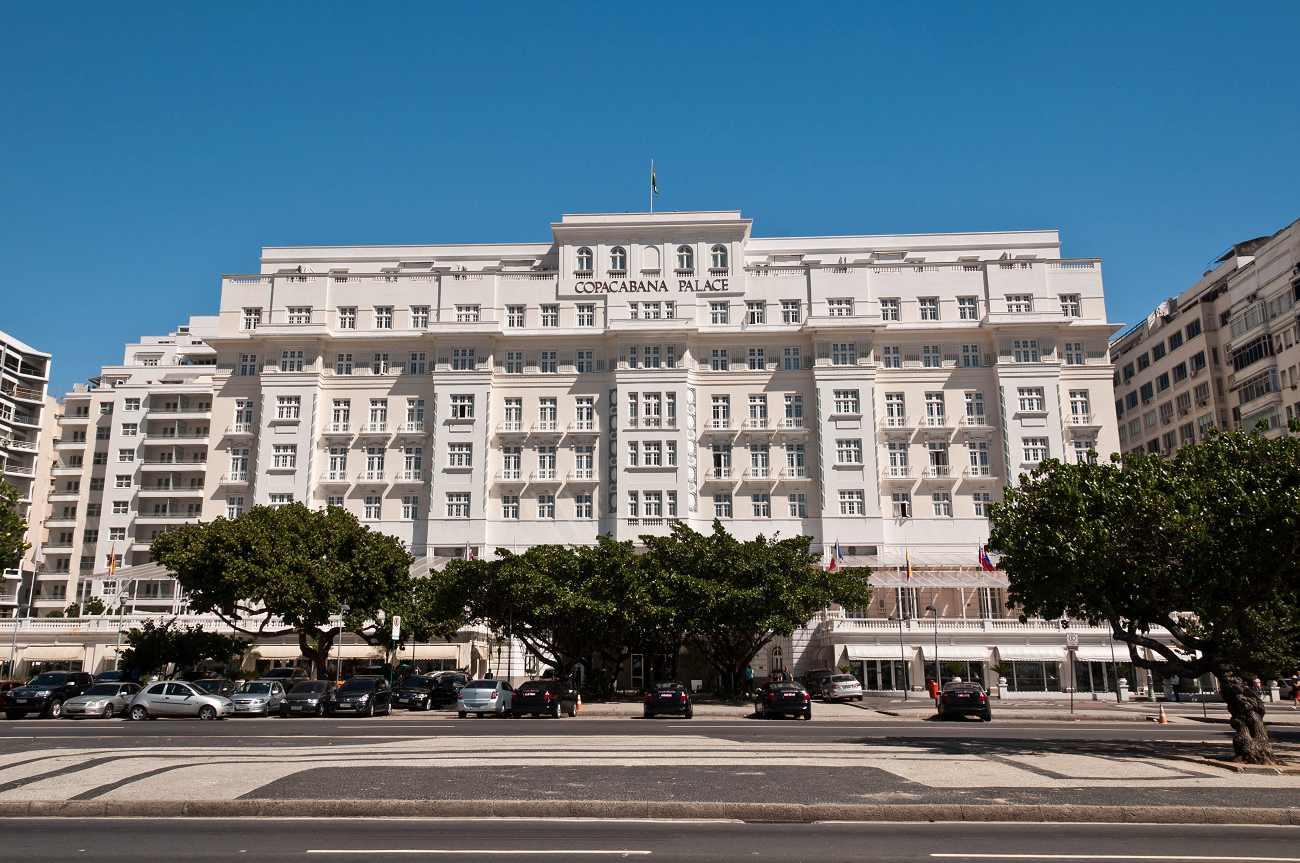 Conheça a história do Copacabana Palace