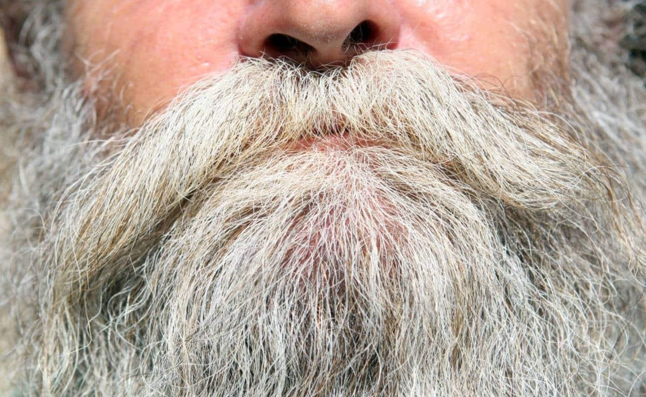 Ter barba já foi motivo para prisão