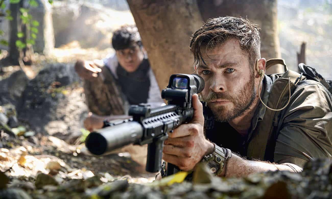 Filmes de Ação | O Resgate